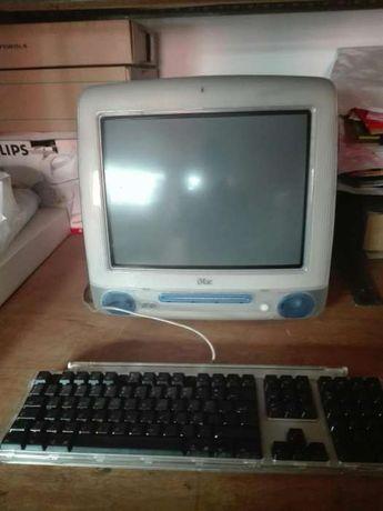 Imac G3 PowerPC 750 azul