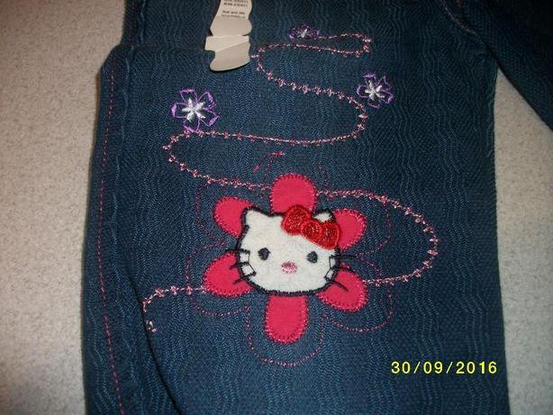 джинсы для девочки на 2 года