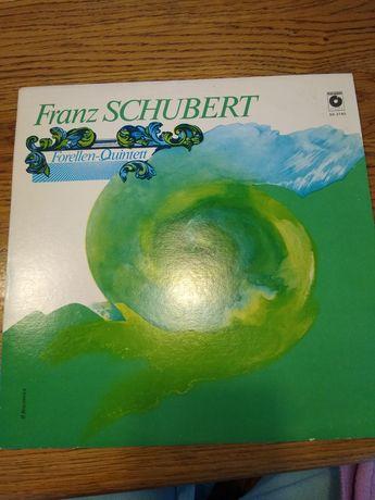 Franz Schubert kwintet A dur op 114 winyl
