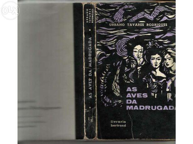 Urbano Tavares Rodrigues - As Aves da Madrugada 1959