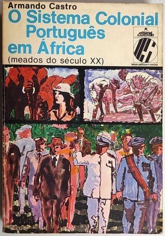 Livro - O Sistema Colonial Português em África
