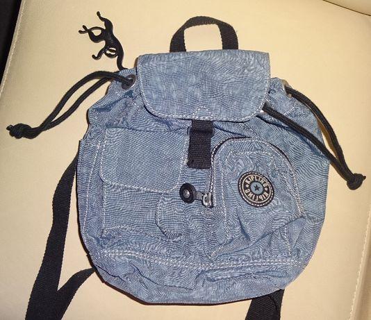 KIPLING oryginalny plecak plecaczek małpka OKAZJA jak nowy