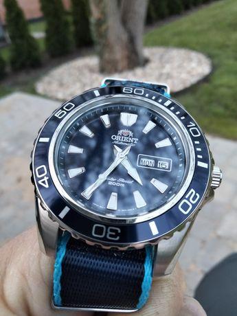 Orient Big Mako xl niebieski