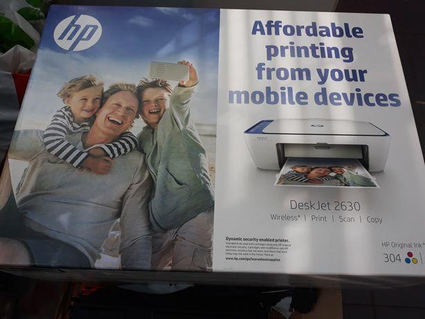 Urządzenie wielofunkcyjne drukarka HP DJ 2630 wi-fi