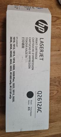 Toner hp laserjet q2612ac