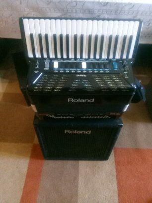 Acordeão Roland FR-3X
