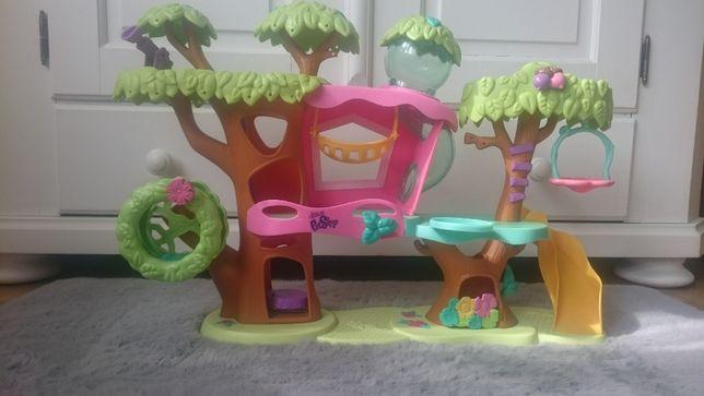 LPS Littlest Pet Shop Domek na drzewie