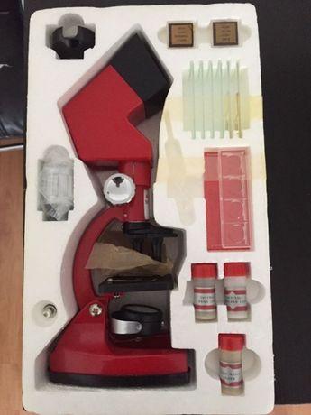 Nowy zabytkowy mikroskop projektor