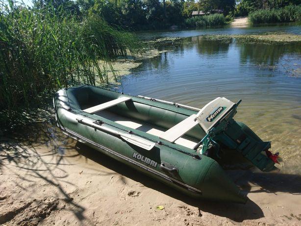 Лодка Колибри КМ 360 D