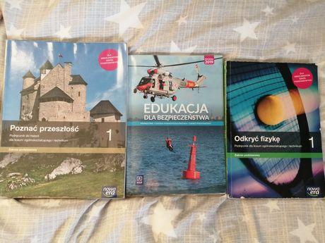 Książki szkolne po 8 podstawówce