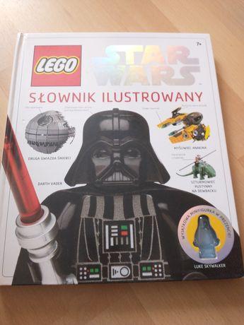 Książka dla dzieci Słownik ilustrowany Star Wars