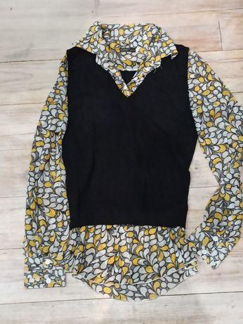 Продам блузку-обманку Oggi