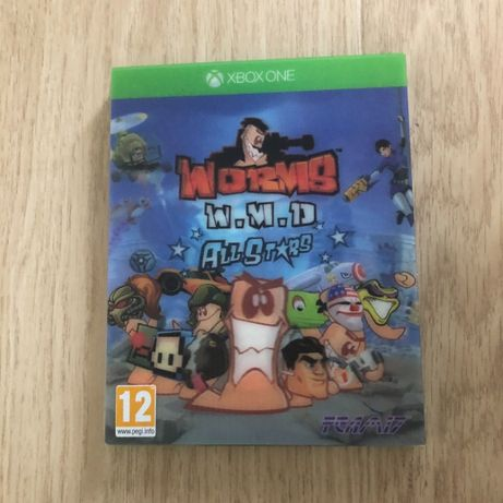 Worms W.M.D. All Stars Limited edition Xbox One