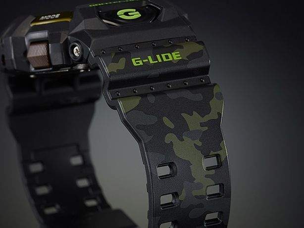 Часы CASIO G-SHOCK GLS-8900 Модуль 3422