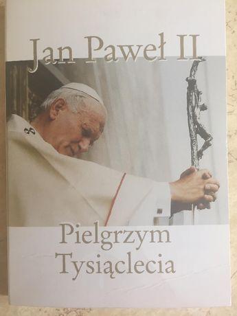 15 szt. kartki pocztowe: Jan Paweł II Pielgrzym Tysiąclecia Pocztówki