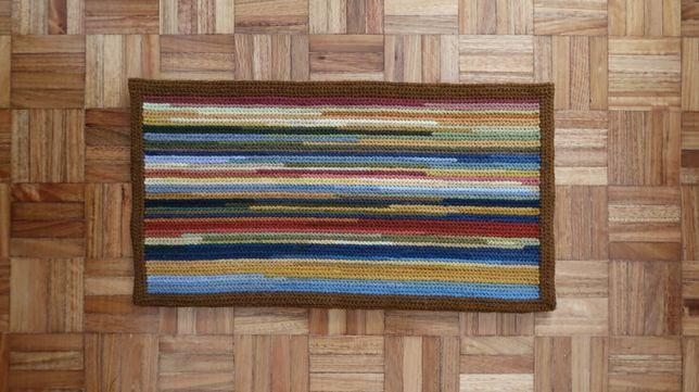 Tapete de Arraiolos NOVO, dim 55cm x 30cm fabricado pela PRÓPRIA