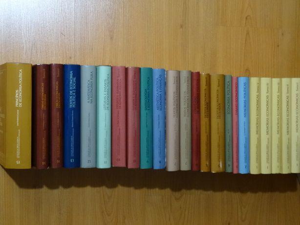 Colecção de Obras Clássicas do Pensamento Económico Português