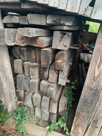 Drewno konstrukcyjne impregnowane