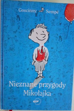 Nieznane przygody Mikołajka Goscinny&Sempe