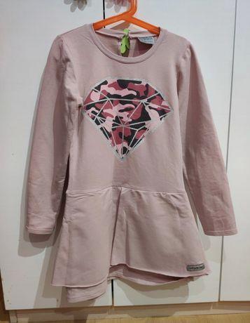 Sukienka kids by voga Italia rozmiar 134/140 Nowa
