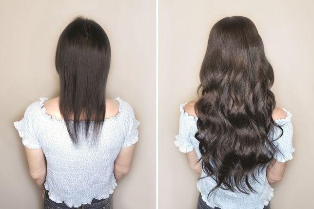Наращивание волос Киев 900 грн