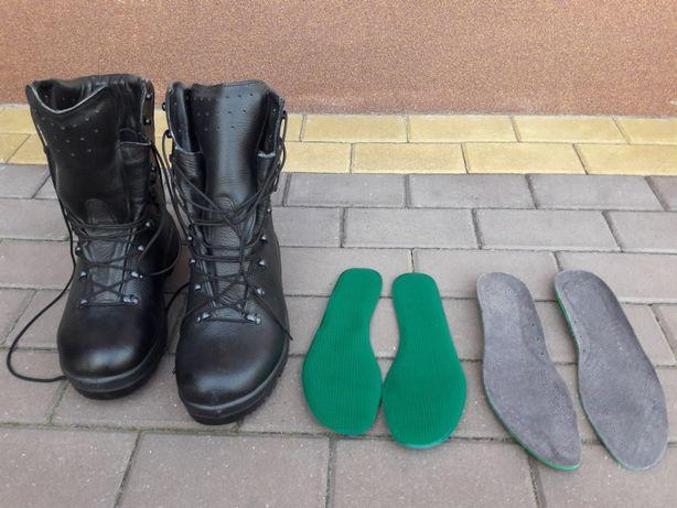 buty - trzewiki - wojskowe zimowe Protektor wzór 933 MON, rozm. 27