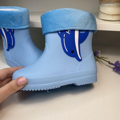 Гумові чоботи, резинові чоботи, детская обувь, дитяче взуття