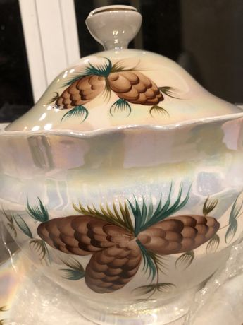 Продам посуду набор фарфоровый Коростеньский фарфор СССР Пересылаю