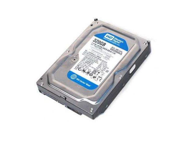 Жесткий диск HDD 2.5 3.5 SATA 250 320Гб 500Gb WD 7200prm Новые!