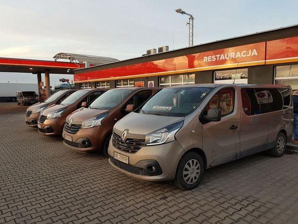 Madej Bus, przewozy z Polski do Niemiec, Belgii i Holandii.Busko-Zdrój