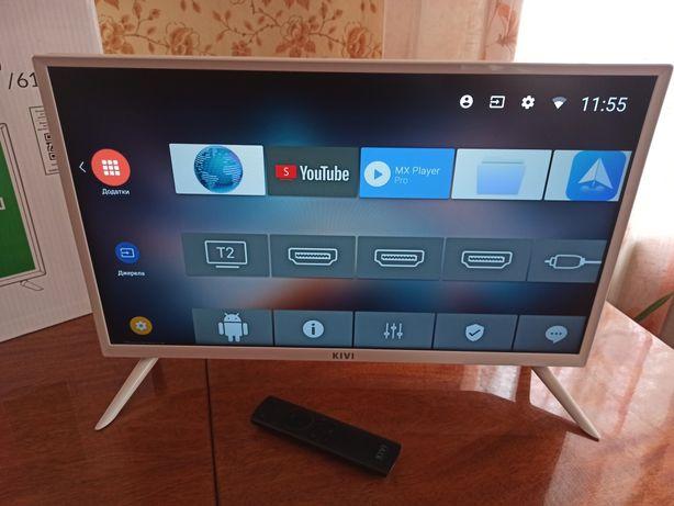 KIVI 24FK30W. SmartTV