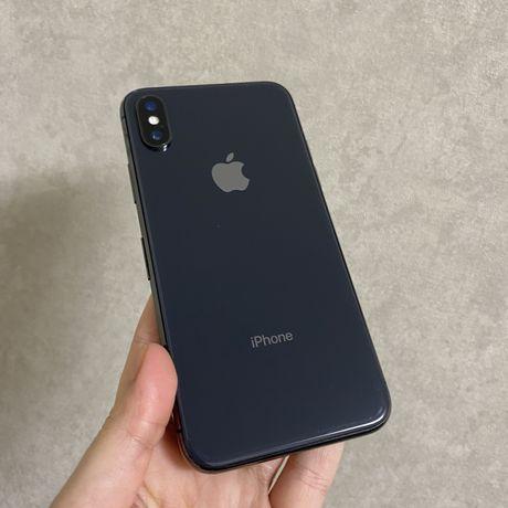 iPhone X 256gb neverlock ideal