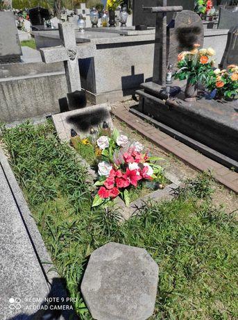 Miejsce na Cmentarzu w Zawierciu