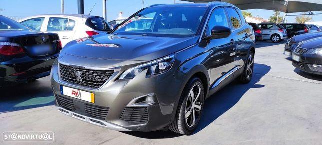 Peugeot 3008 1.6 BlueHDi GT Line EAT6