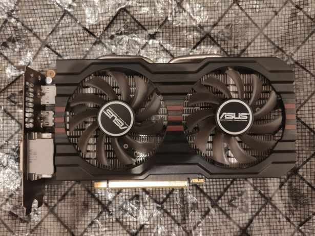 ASUS gtx 650ti boost 2gb (продана)