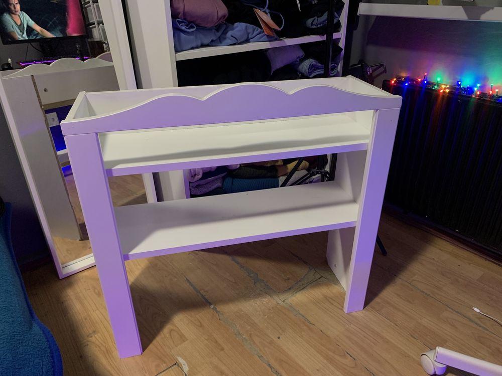 Biała szafka/komoda/stolik IKEA