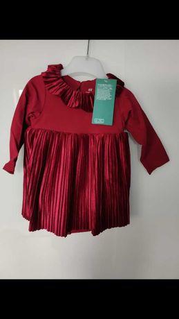 Sukienka z body H&M