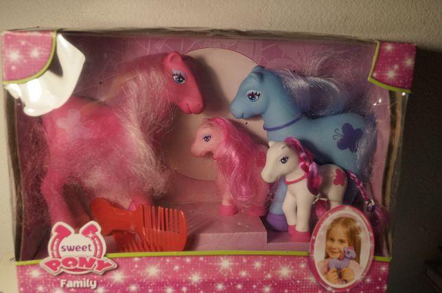 """Kucyki My little pony, """"Sweet family"""", zabawka, prezent"""