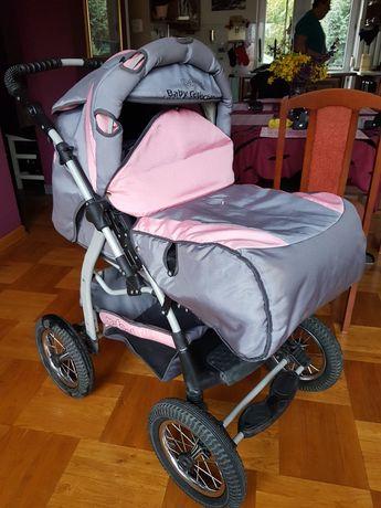 Wózek dziecięcy Baby Collection Matpol,3 w jednym.