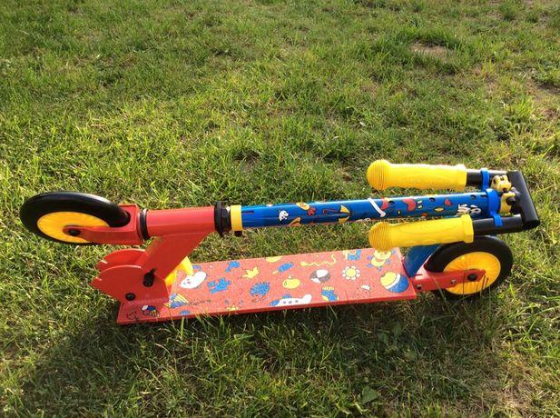 Nowa Hulajnoga dziecięca-Nowa Nieużywana -prezent dla dziecka