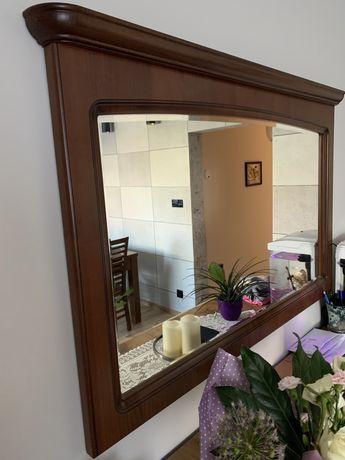 Piękne lustro do salonu