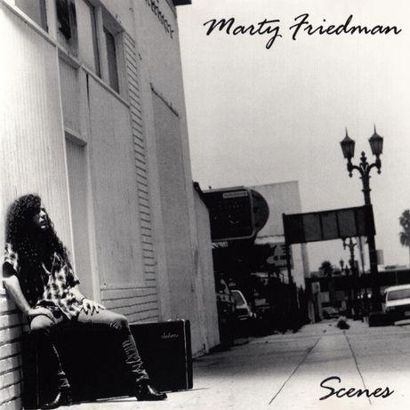 MARTY FRIEDMAN- SCENES - CD - płyta nowa , zafoliowana