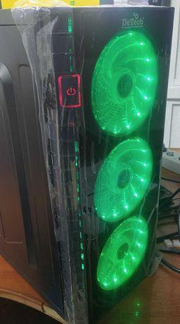 Игровой Гарантия Магазин QuadCore Core i5-4460 Rx550 4gb Цена 32500 р