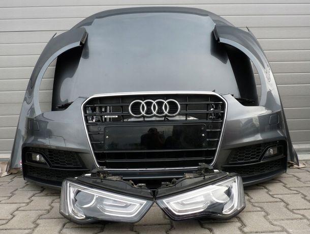 Audi A5 8T A6 C6/C7/C8 фара бампер капот крыло дверь ляда