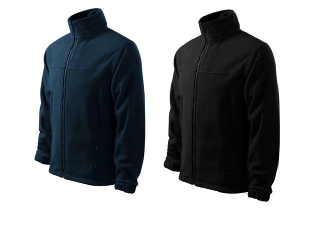 Bluza polar męska ciepła JACKET - różne kolory i rozmiary - NOWE