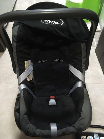 Romer baby safe 0-13 kg отличное состояние