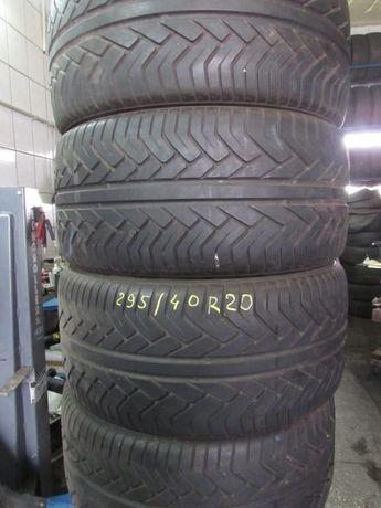 продам комплект шин б/у YOKOHAMA 295/40 r20