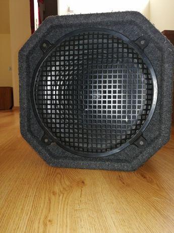 Potężna Tuba basowa Subwoofer woofer car samochodowa bass