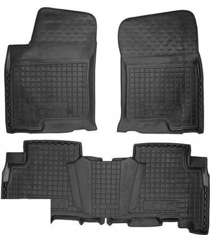 Авто коврики в салон*Lexus* RX 300-350 / NX / LX 570 / GX 460
