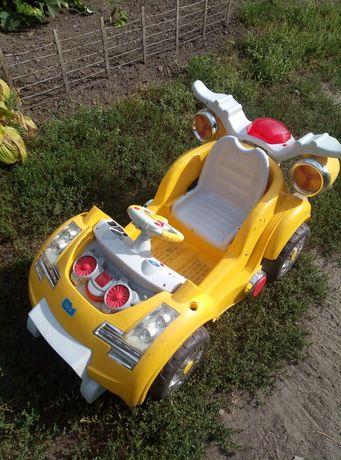 Детский автомобиль электромобиль Bambi